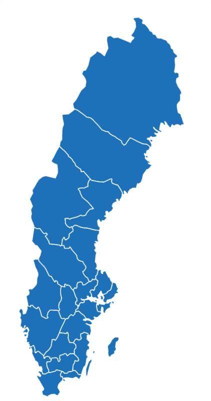 Karta Återförsäljare - NordDesign Kök